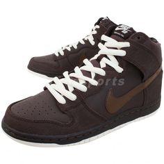 Nike SB Dunk High – Baroque Brown