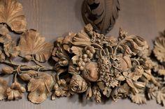 Fruit, Grinling Gibbons panelling, Carved Room   Petworth House - 37   Flickr - Photo Sharing!