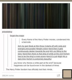 Harry Potter Vs The Geniuses Of Tumbler