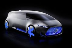 Mercedes looks to 2050 with a lounge-like, hydrogen-powered, autonomous van | Mercedes-Benz is making a surprise appearance at the Tokyo Motor Show to introduce a brand new concept car dubbed Vision Tokyo. Designed with the needs of young, tech-savvy Japanese buyers in mind, the Vision Tokyo takes the form of a spacious, lounge-like van that's both hydrogen-powered and fully autonomous. [Self-Driving Cars: http://futuristicnews.com/tag/self-driving/]