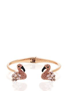 Darling flamingo bangle