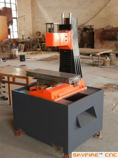 New Machine Build Show how to build a CNC machine from the very beginning to the end