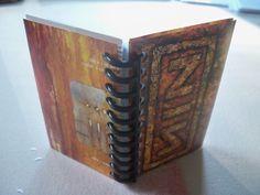 OMG I WANT!!! Nine Inch Nails Downward Spiral Mini Notebook