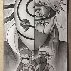 🔥Obito | Kakashi🔥 - Hope you have a good day/night guys! Thank you for all your nice comments and follows👐