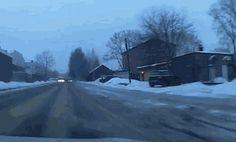 GIF image - UNBELIEVABLE CAR ACCIDENT - Tapandaola111