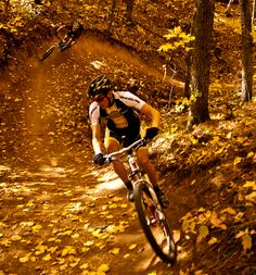 Grab your bike and hit the trails at these Wisconsin parks and tracks, perfect for mountain biking at all experience levels!