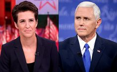 Rachel Maddow has been many times moved by the recent election, but the MSNBC host got particularly emotional Friday night while talking about vice...