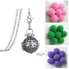 Find More Pendant Necklaces Information about Aroma Perfume Hollow Heart Gothic Locket Aromatherapy Essential Oil Diffuser Necklace With Pom Pom Ball For Women,High Quality necklace with,China essential oil diffuser necklace Suppliers, Cheap diffuser necklace from Winslet&Jean on Aliexpress.com