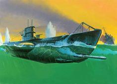 U-99 U Boat -  ww2