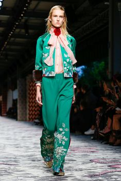Alessandro Michele's latest collection.