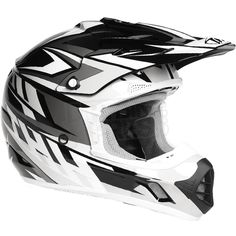 2016 THH TX-12 Helmet - Strike II Black Silver