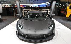 2013 Lamborghini Aventador LP1250-4 Mansory Carbonado