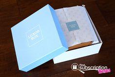 Luxuor Box July 2015 Box Review - Box