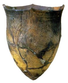Jomon Period Rope Pottery