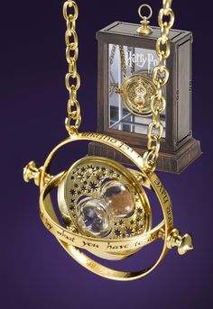 Harry Potter Time Turner is the perfect gift for any Harry Potter movie fan-hint hint ;p