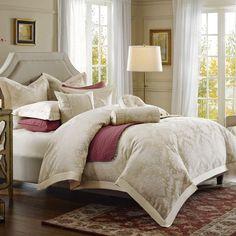 hampton hill portico comforter setjla home | beds: master