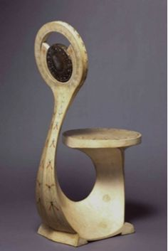Carlos Bugatti cobra chair, bench 1900 italia