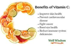 Vitamin C and immune system? Find out the truth of whether or not Vitamin C helps immune system function. Click here for more immune system boosters. #RosaceaHelp,TipsandAdvice
