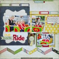 A Project by cornellgj from our Scrapbooking Gallery originally submitted 08/28/12 at 08:15 AM