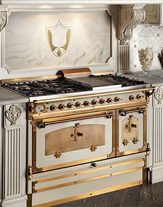 Officine Gullo Is An Italian Manufacturer Of The Highest Quality Kitchens In World Specializing Ovens Cabinets Refrigeratorore