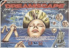 UK Rave Flyer 1994