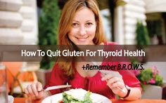 Dr. Jolene Brighten, ND Guest Thyroid Nation Got Hypothyroidism? Why You Should Absolutely Quit Gluten Now It is estimated that approximately 90% of hypothyroidism in the United States... Having a hard time removing Gluten from your diet??? Ƹ̵̡Ӝ̵̨̄Ʒ Or, removed it, but still want 'Cheat' days. Learn why not, here ▼ http://thyroidnation.com/5-tips-quit-gluten-thyroid-health/ #Gluten #Hashimotos