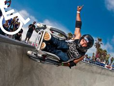 Aaron Fotheringham -  #adaptive #wheelchair #skateboarding