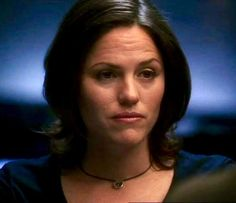 "Jorja Fox Reactions on Twitter: ""When somebody thinks they know what they're talking about but really have no clue.… """