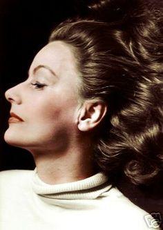 Greta Garbo (born 18 September 1905 – 15 April 1990), Swedish film actress.