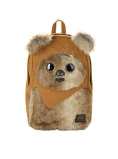 Loungefly Star Wars Ewok Backpack,