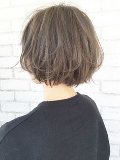 【ALBUM原1】能瀬_カジュアルショート_ba22822 - 24時間いつでもWEB予約OK!ヘアスタイル10万点以上掲載!お気に入りの髪型、人気のヘアスタイルを探すならKirei Style[キレイスタイル]で。