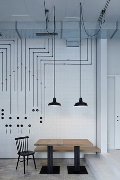 proti proudu bistro in prague by mimosa architekti designboom