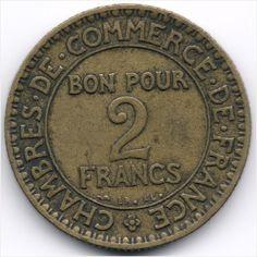 France 2 Francs 1925 Veiling in de Frankrijk,Europa (niet of voor €),Munten,Munten & Banknota's Categorie op eBid België