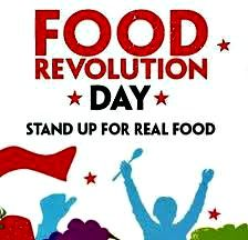 Celebrate at A Food Revolution Day Festival – Education & Entertainment!