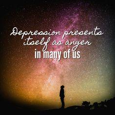 Depression presents