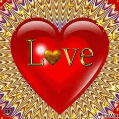 Love Heart Gif, Love Heart Images, Love You Gif, Love You Images, Love Is All, Peace And Love, True Love, Beautiful Love Pictures, Beautiful Gif