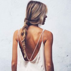 Long simple braid