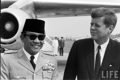 Sukarno Arrival Date taken: 1961 Photographer: Edward Clark