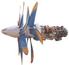 Military Aviation — enrique262: Ukrainian Ivchenko Progress D-27 ...
