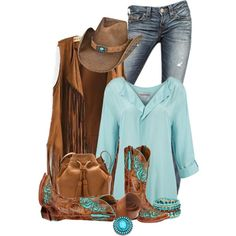 Western Wear by flowerchild805 on Polyvore featuring polyvore, fashion, style, Mary Portas, True Religion, Ariat, J.Crew, Madison Parker, Lucky Brand and clothing