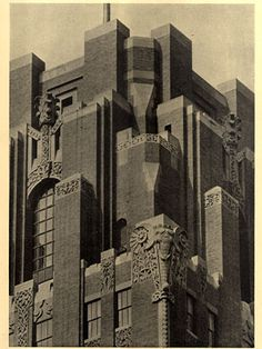 Art Deco:  Influence in American Architecture