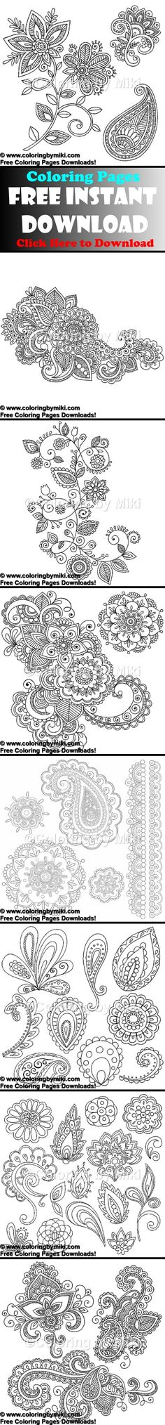 Doodle Bears Coloring Pages – GetColoringPages.org #coloring ...