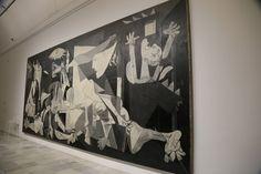 Guernica, Museo Nacional Centro de Arte Reina Sofía
