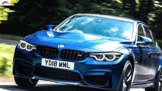 New BMW M3 CS 2018 review New Bmw M3, Car Magazine, Luxury Life, Supercars, Luxury Cars, Fancy Cars, Luxury Living, Exotic Sports Cars