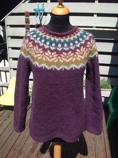 Afmæli, Icelandic knitting