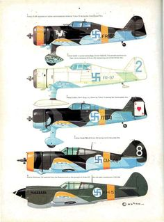 S02 Finnish Air Force 1918-1968 Page 31-960
