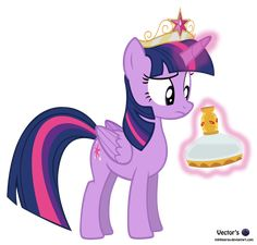 MLP Vector - Princess Twilight and the .. by MLPBlueRay on DeviantArt