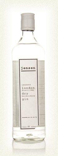 Jensens Branded Gin Distillery > Jensen Bermondsey Gin Jensen Bermondsey Gin (70cl, 43.0%)
