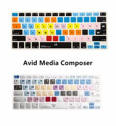 For A1278 Avid Media Composer Shortcut Keyboard Screen Skin Cover For iPhone iMac ,Macbook Pro Air 13 15 KC_A1278 | Shop Now! - WorldOfTablet.com