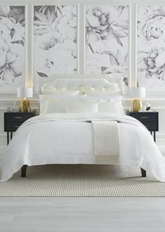 Shop Two King 1 Solid Sateen Pillowcases and Matching Items from SFERRA at Horchow, where you'll find new lower shipping on hundreds of home furnishings and gifts. King Duvet, Queen Duvet, Egyptian Cotton, Flat Sheets, Luxury Bedding, Home Furnishings, Duvet Covers, Pillow Cases, Home Decor